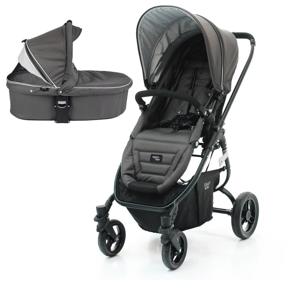 Valco Baby Коляска 2 в 1 SNAP 4 ULTRA / Dove Grey