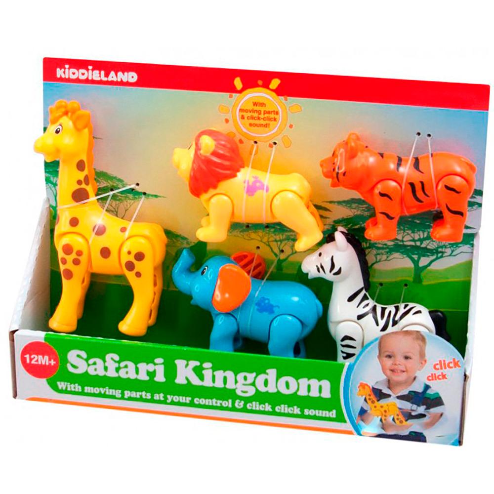 KIDDIELAND развивающая игрушка &quot,Мир сафари&quot,