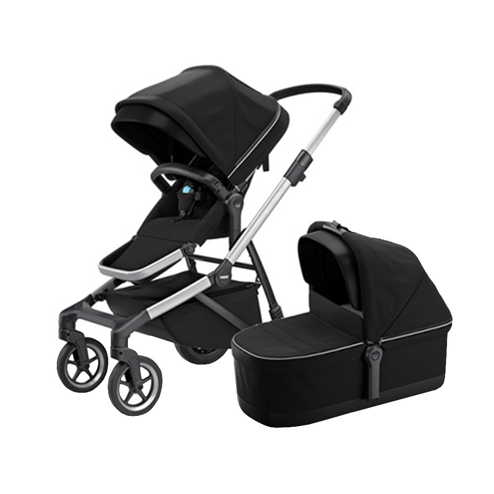 Thule Коляска 2 в 1 Sleek Midnight Black