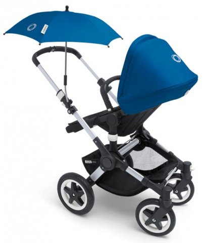 BUGABOO Зонт на коляску цв. ROYAL BLUE BUGABOO_зонт