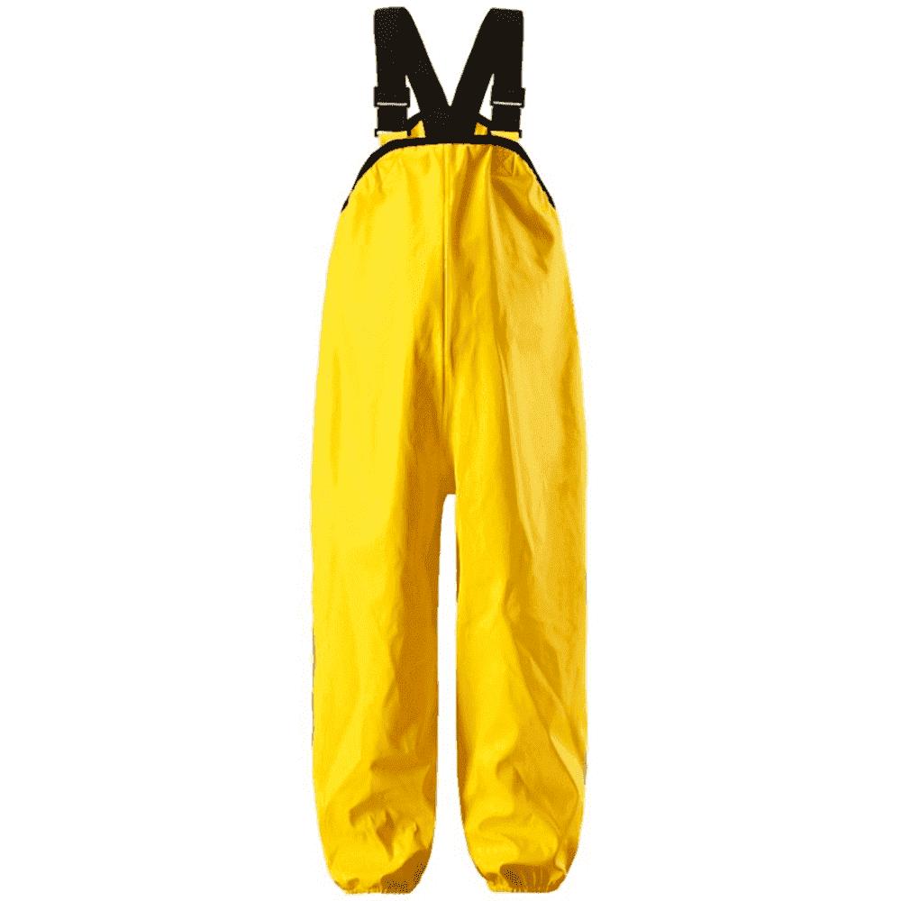 Купить Одежда для дождя, зонты, REIMA брюки для дождливой погоды Lammikko желтые р.116