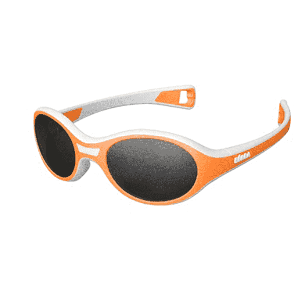BEABA солнцезащитные очки детские с года Категория 3 SUNGLASSES KIDS 360 M ORANGE