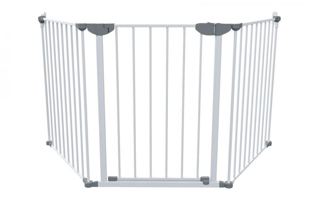 SAFE&CARE заграждение XL 3 элемента белый 701-01