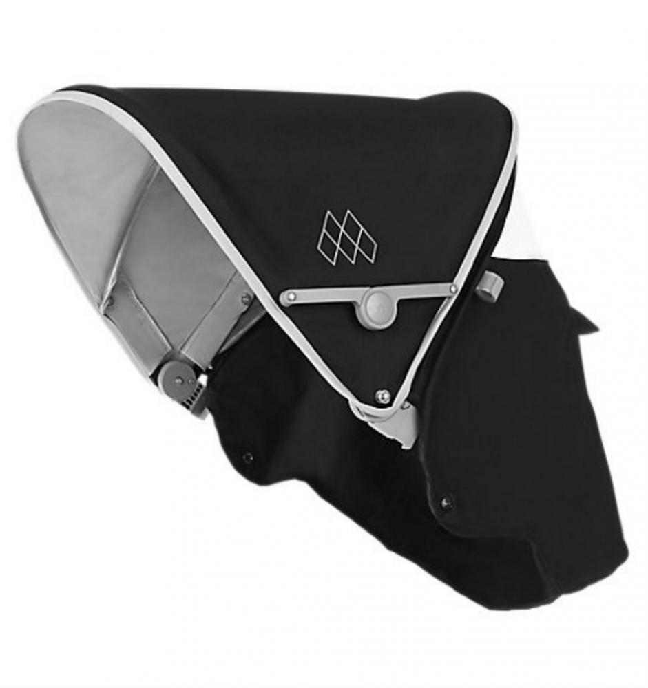 Купить Аксессуары для колясок, MACLAREN Капюшон к коляске Quest Black/Silver