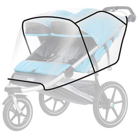 THULE Дождевик для коляски-двойни Urban Glide2 TH 20110718