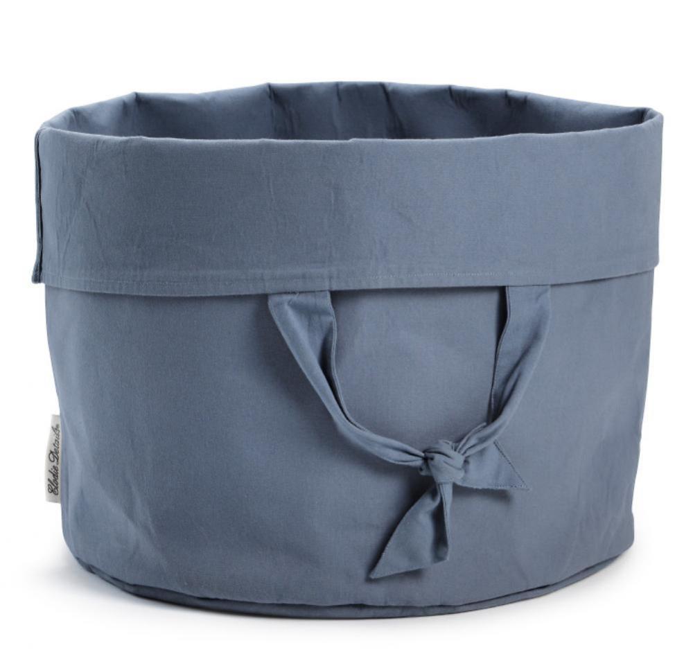 ELODIE DETAILS корзина-переноска для детских принадлежностей  Tender Blue