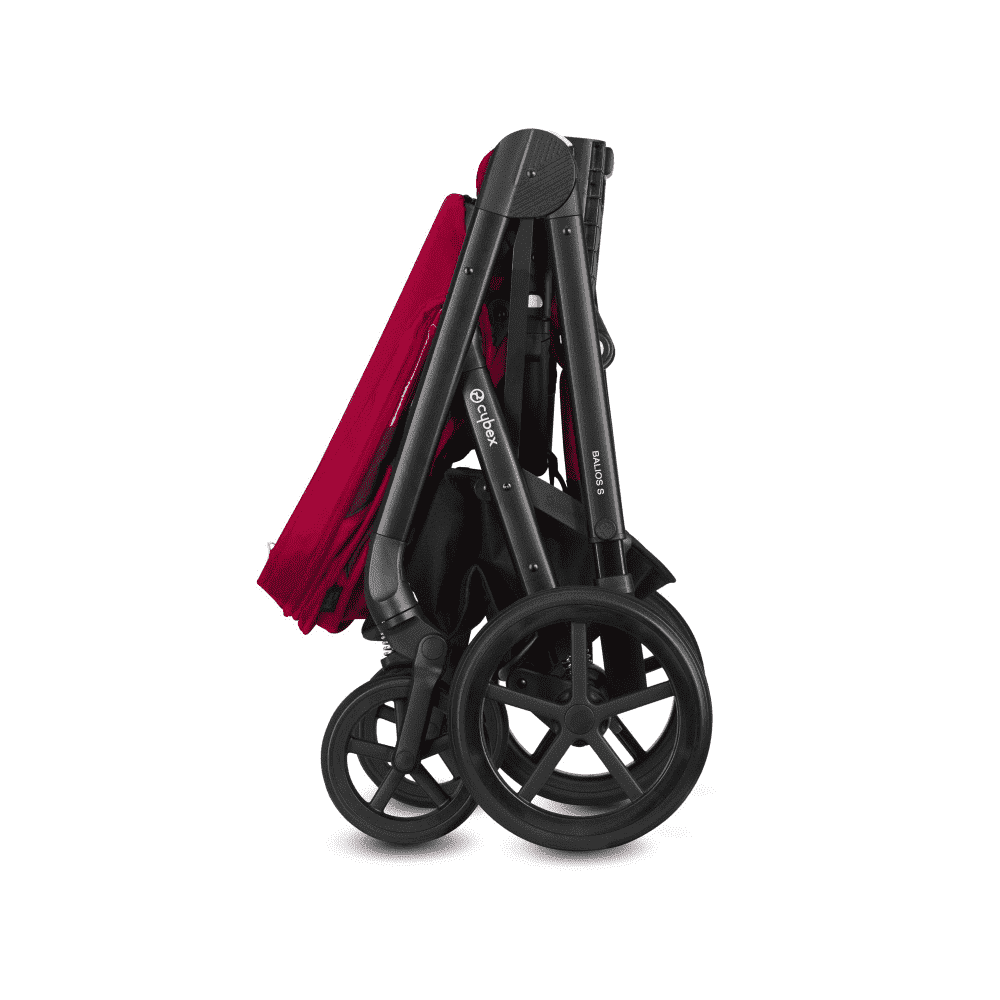 Cybex Balios S коляска 2 в 1 FE Ferrari Racing Red