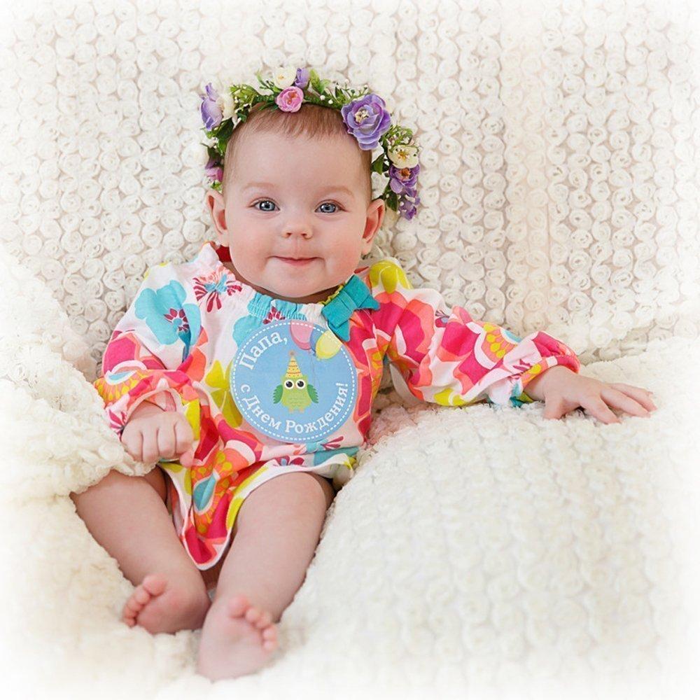 Картинки для младенца 1 месяц, просыпайся милая
