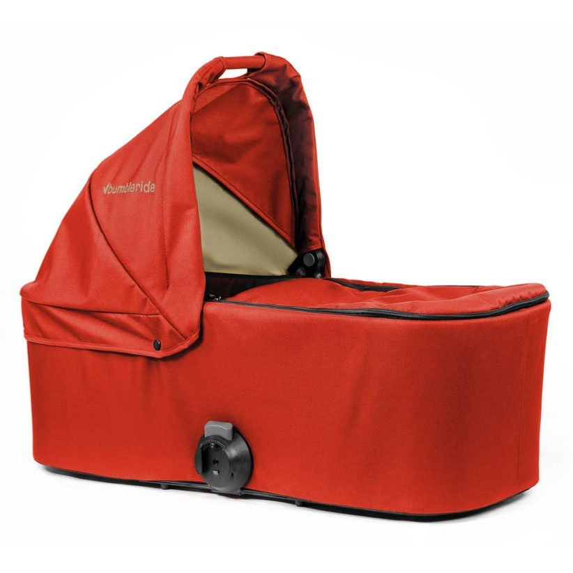 Купить Аксессуары для колясок, BUMBLIRIDE люлька двойня, BUMBLERIDE Люлька Carrycot Red Sand для Indie Twin
