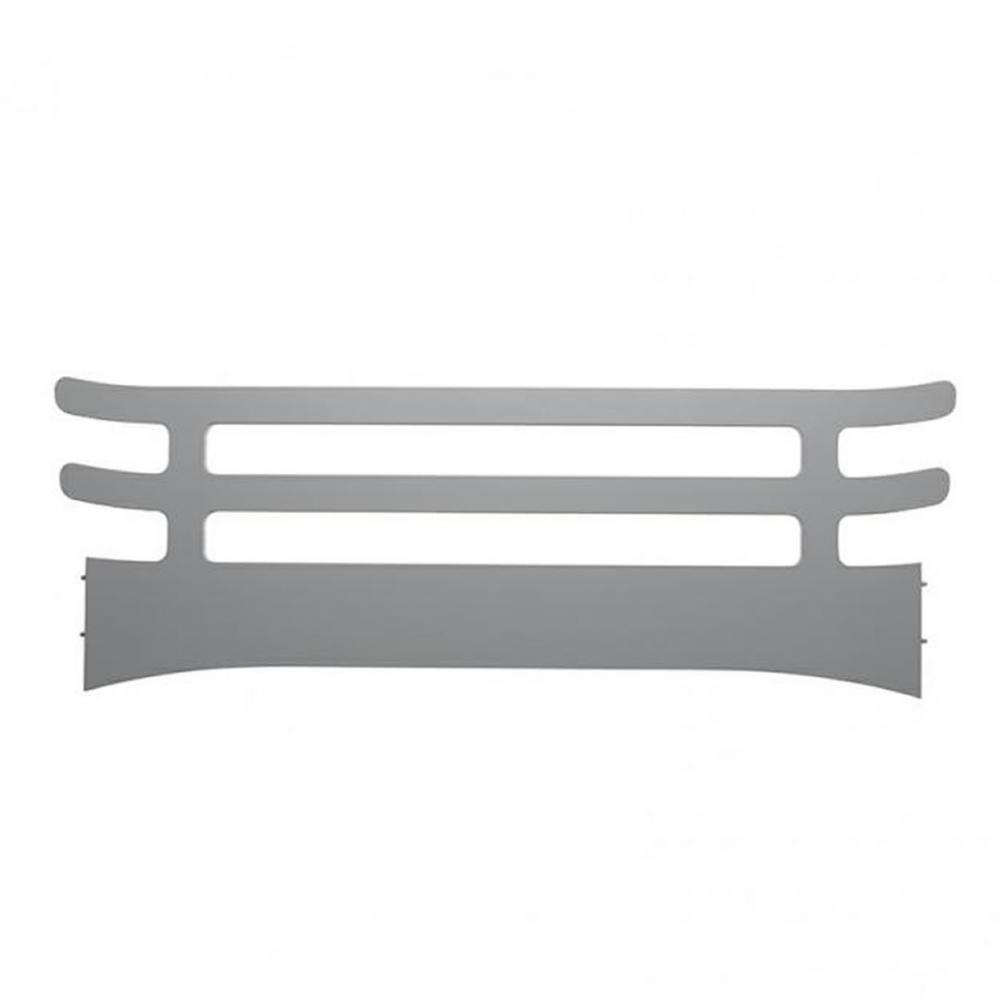 LEANDER Бортик безопасности Junior серый для кроватки NEW
