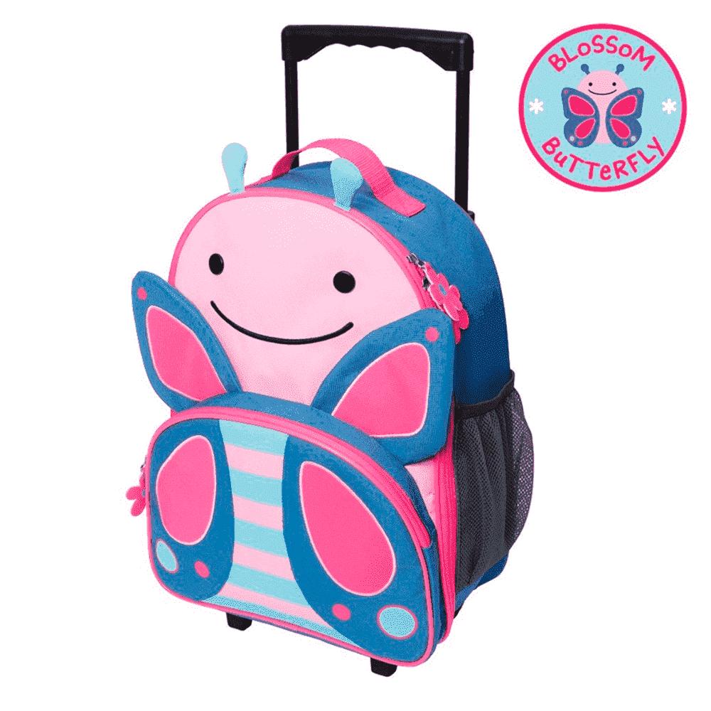 Рюкзаки, ранцы, чемоданы SKIP HOP SKIP HOP чемодан детский чемодан samsonite чемодан 55 см lite biz
