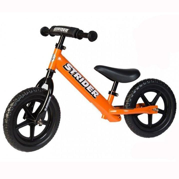 STRIDER беговел 12' Sport оранжевый
