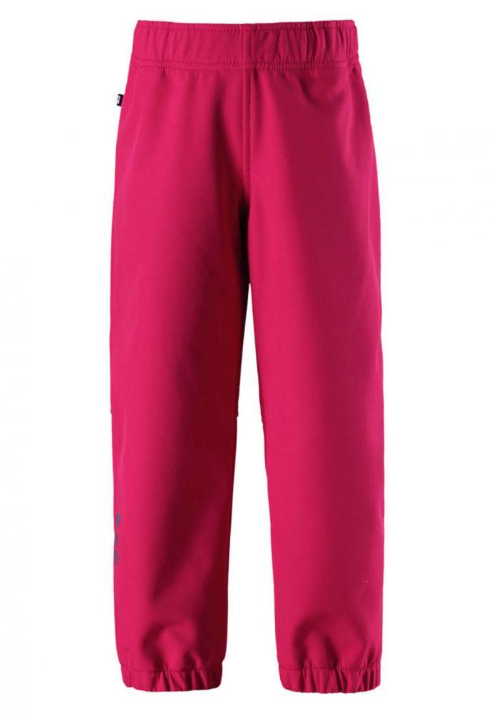 Купить Одежда для весны и осени, REIMA брюки Softshell OIKOTIE малиновые р.104
