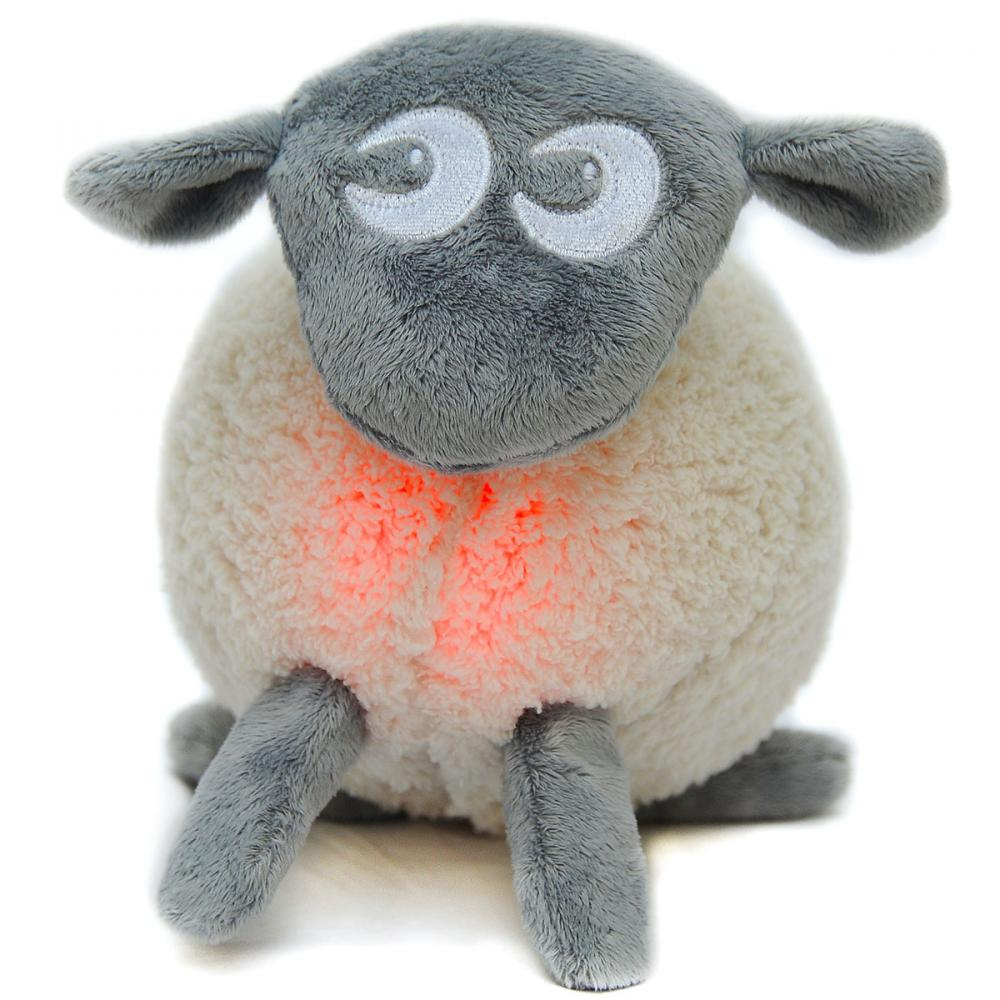 SweetDreamers мягкая игрушка-ночник Ewan the dream sheep GREY