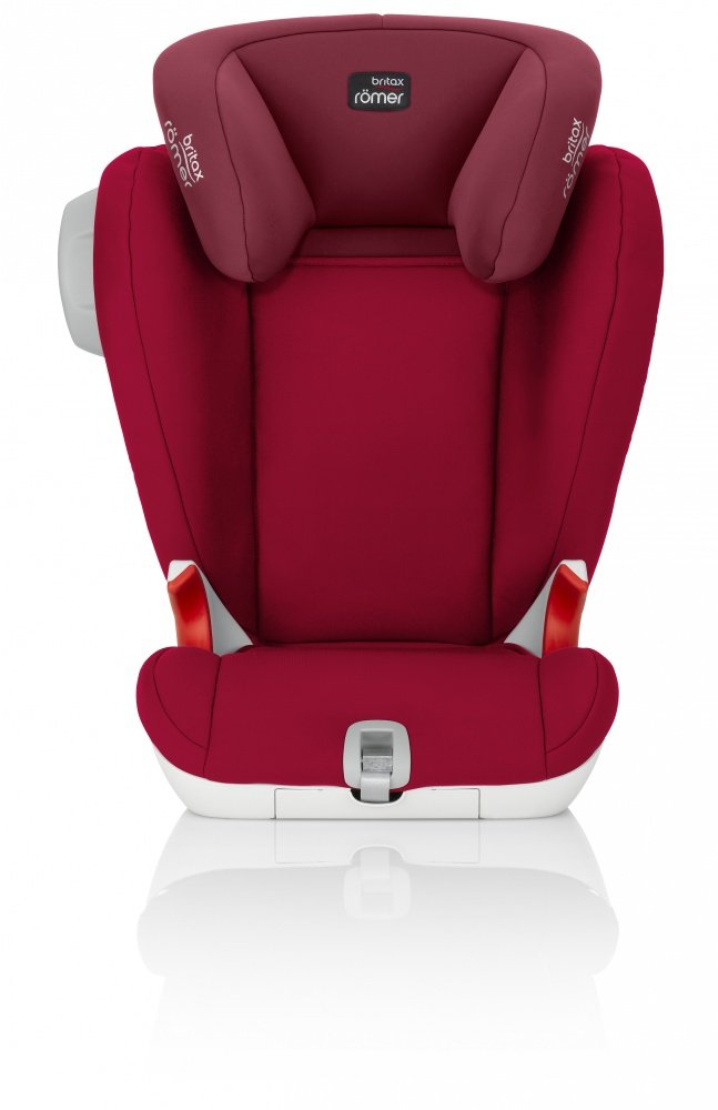 BRITAX ROEMER автокресло KIDFIX SL SICT Flame Red (Группа 2-3, от 15 до 36 кг)