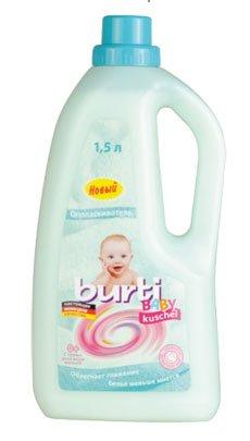 Burti Baby Kushel Ополаскиватель для детского белья 1,5л (BURTI BABY)