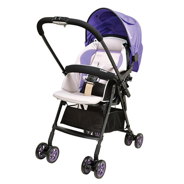 COMBI коляска прогулочная Well Comfort (BL) цв. пурпур New