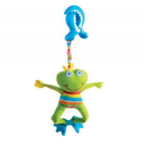"TINY LOVE (405) Развивающая игрушка ""Лягушонок Френки"""