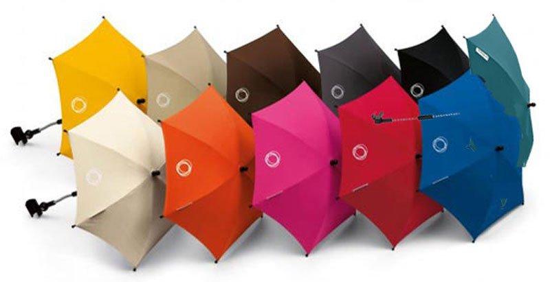 BUGABOO Зонт на коляску цв. SOFT PINK BUGABOO_зонт