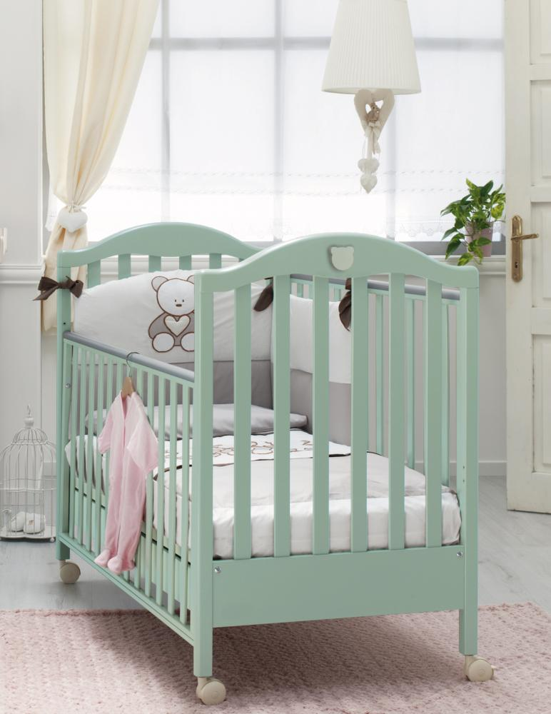 AZZURRA кровать детская TRENDY GREEN TEA