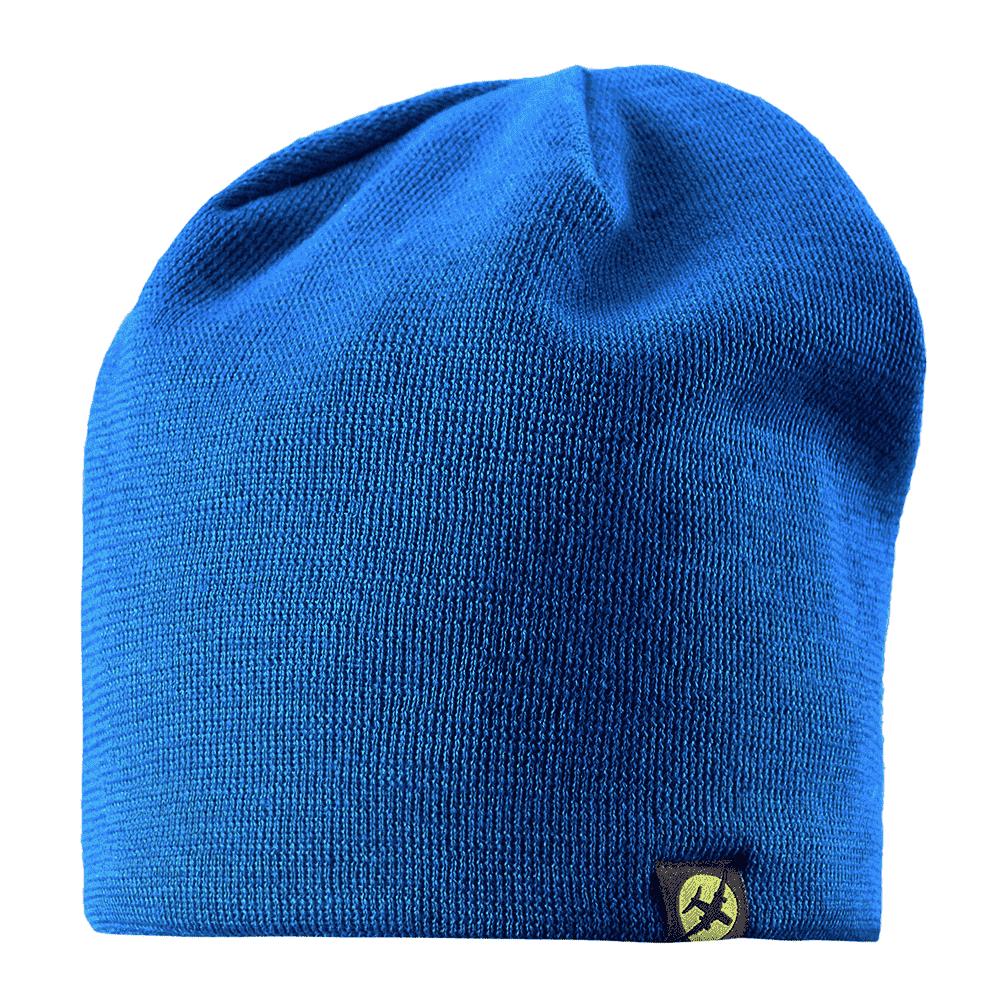 Купить со скидкой LASSIE шапка синяя р.S (46-48см)