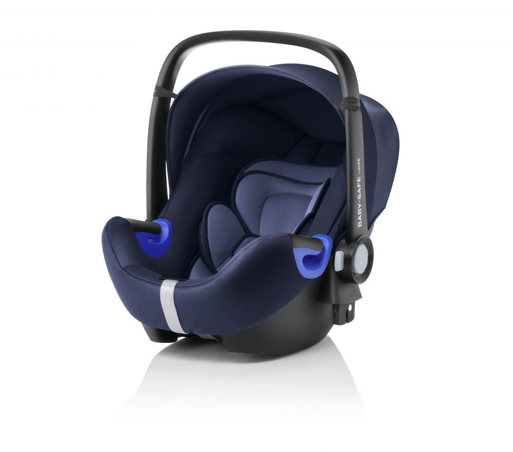 Britax Roemer автокресло Baby-Safe i-Size Moonlight Blue Trendline