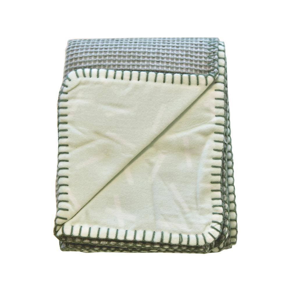 Купить со скидкой LODGER плед Dreamer Flannel/Honeycomb Leaf 75x100cm