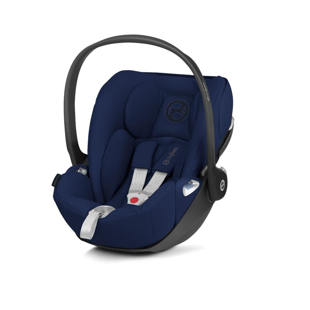Cybex Автокресло детское Cloud Z i-size Plus Midnight Blue  гр. 0+