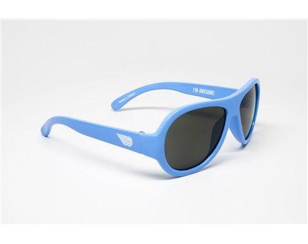 Купить Солнцезащитные шторки, накидки, очки, BABIATORS очки солнцезащитные Original Aviator (0-2) Пляж (Blue Beach) голубой
