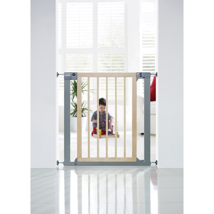 MUNCHKIN барьеры-ворота Easy Close 75-82 см