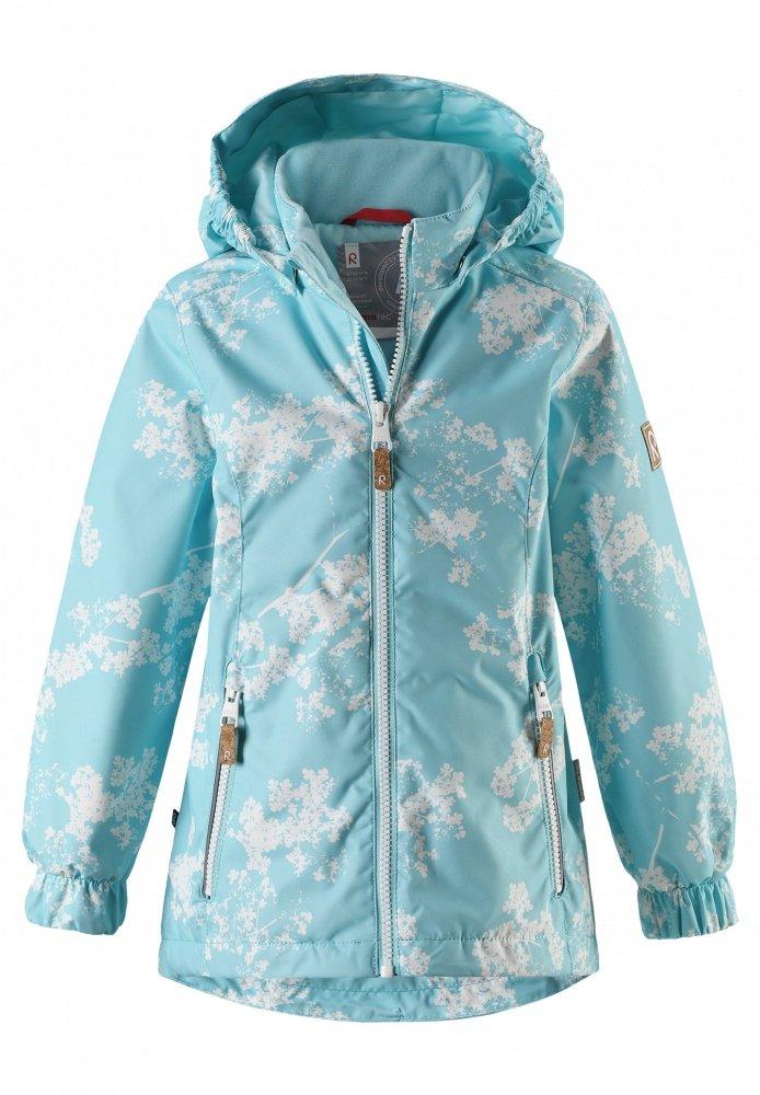 Купить Одежда для весны и осени, REIMA Куртка Reimatec ANISE хаки с цветами р.104