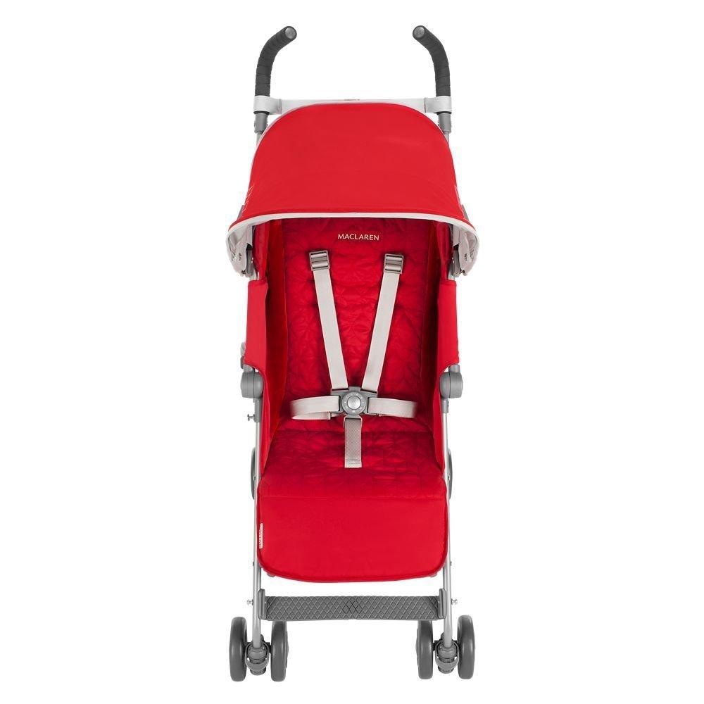 MACLAREN коляска прогулочная QUEST Cardinal/ Silver 2016 Quest