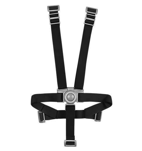 MACLAREN Комплект ремней безопасности цв. Black
