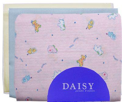 Пеленки DAISY DAISY трикотаж double daisy