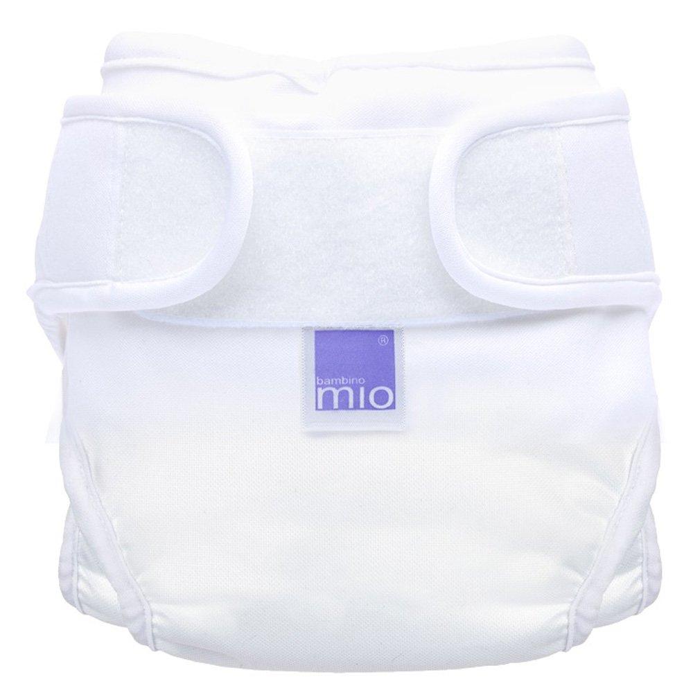 BAMBINO MIO пробный комплект белый, размер 1 (трусики миософт и хлопковый вкладыш), до 9 кг