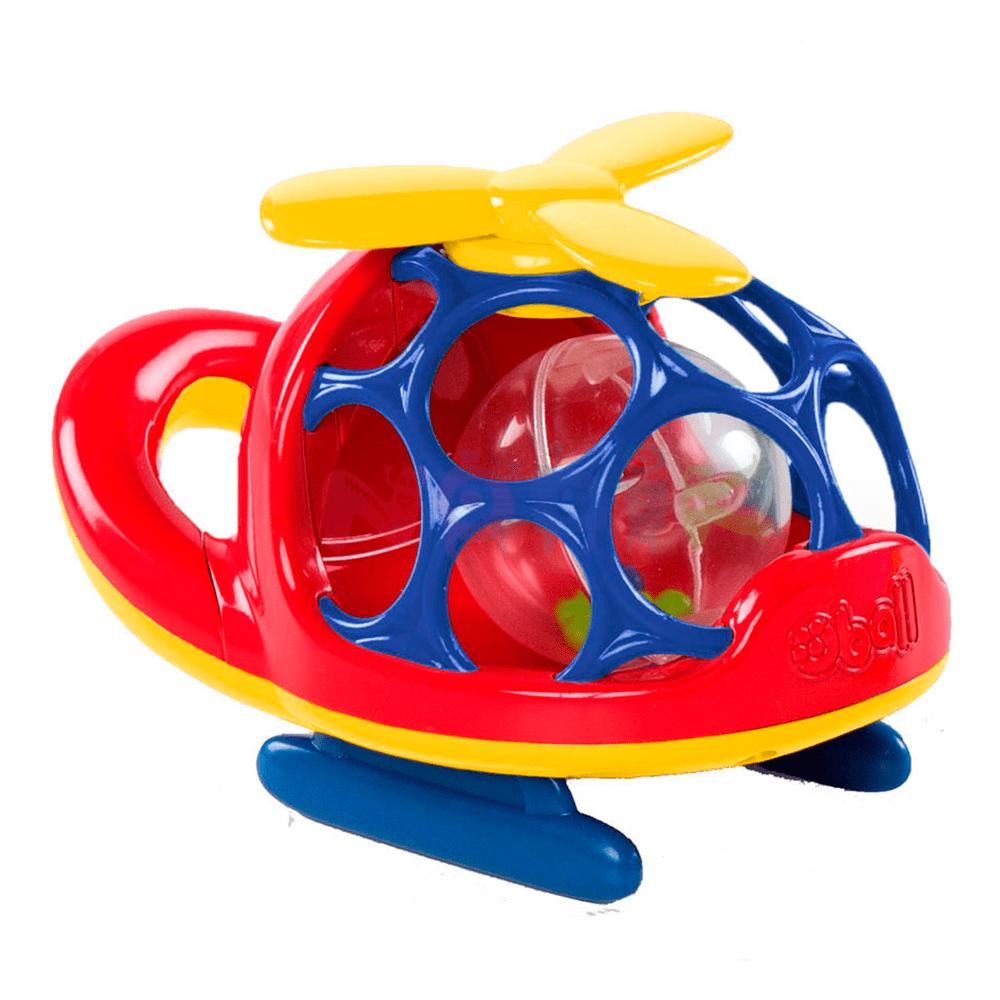 O-BALL вертолёт  красный