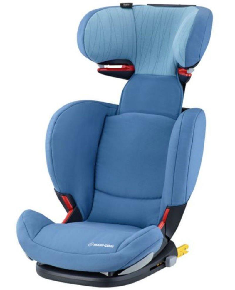 Группа 2/3 (от 15 до 36кг /3года - 12лет) MAXI-COSI Rodi Fix maxi cosi rodi fix air protect watercolor blue