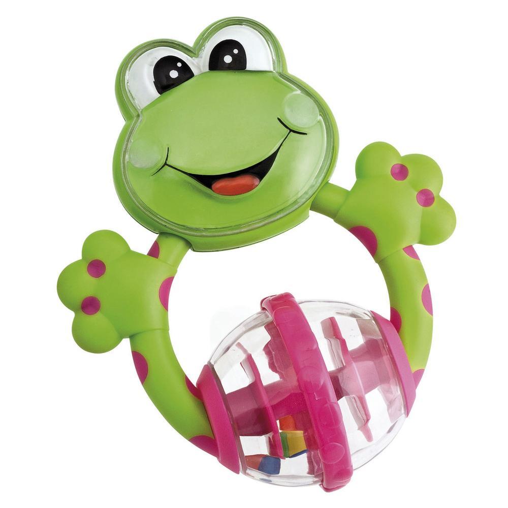 CHICCO игрушка  Лягушка 3+