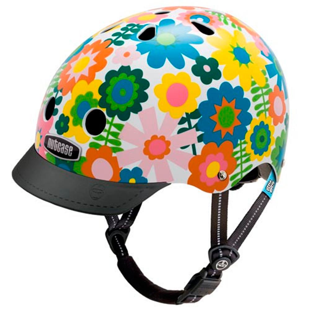 цена на Беговелы, самокаты, велосипеды, электромобили NUTCASE NUTCASE шлем