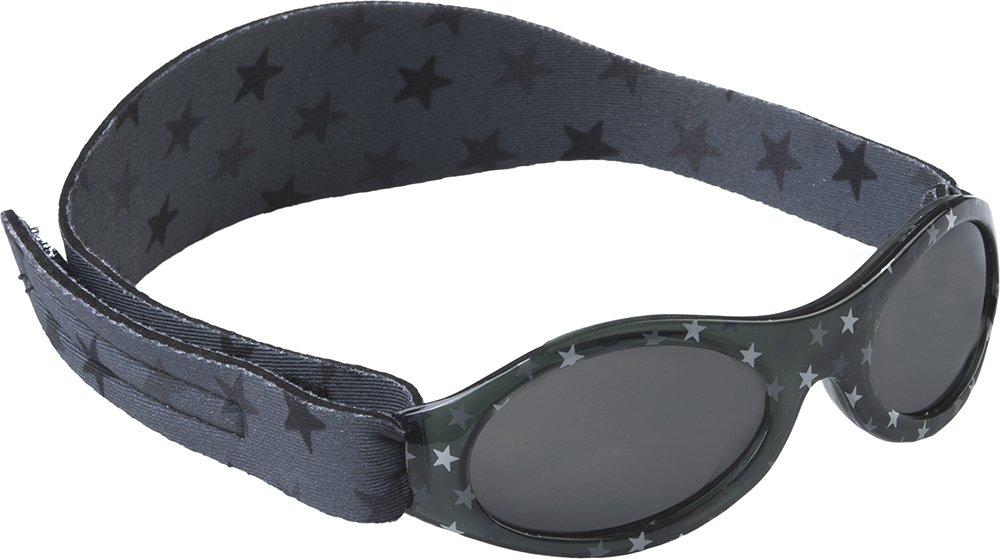 DOOKY- BabyBanz очки солнцезащитные Grey Star 0-2 г DOOKY- XPLORYS 110616