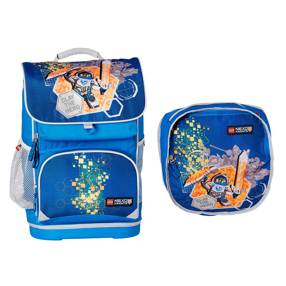 LEGO рюкзак и сумка NEXO Knights маленький 20016-1708