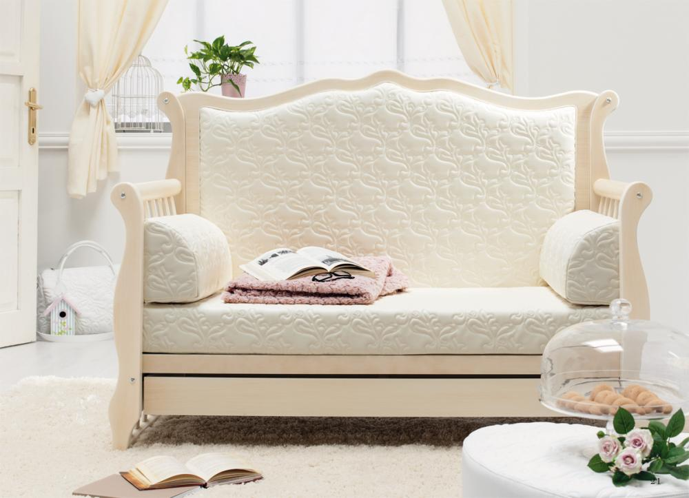 AZZURRA набор для трансформации кроватки в диванчик RINASCIMENTO IVORY
