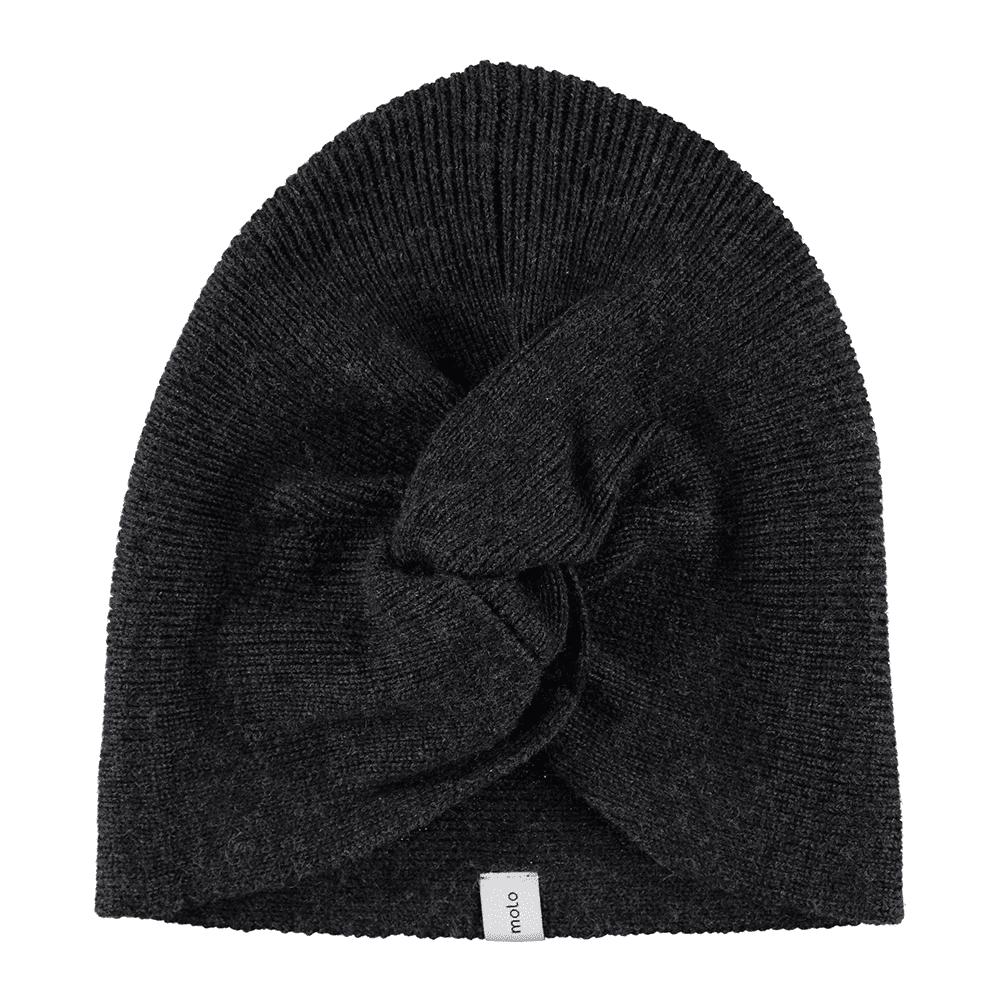 Купить со скидкой MOLO шапка Kourtney Dark Grey melange р.1-2года