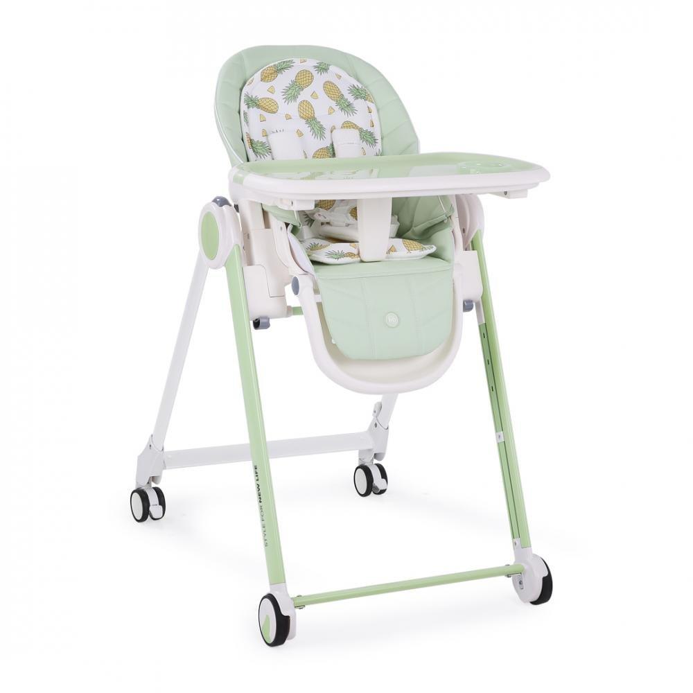 Купить Стульчики для кормления, HAPPY BABY Стул для кормления BERNY (green)