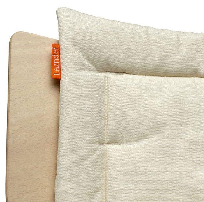 LEANDER Подушка для стульчика Ваниль 305061
