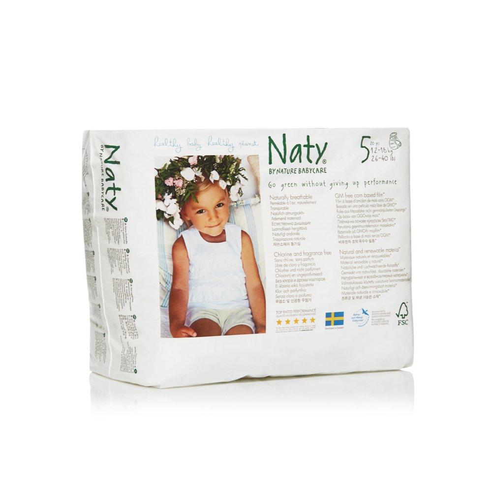NATY подгузники-трусики размер 5 (12-18 кг) 20 шт.