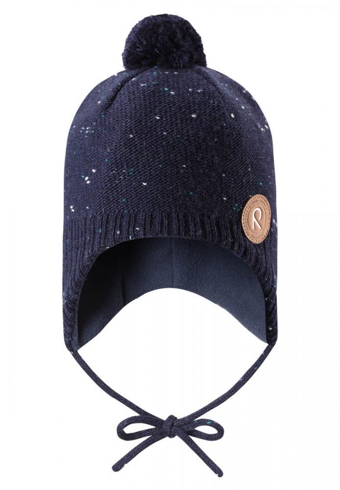Купить Шапки, варежки, перчатки, REIMA шапка шерстяная YLLAS синяя р.46