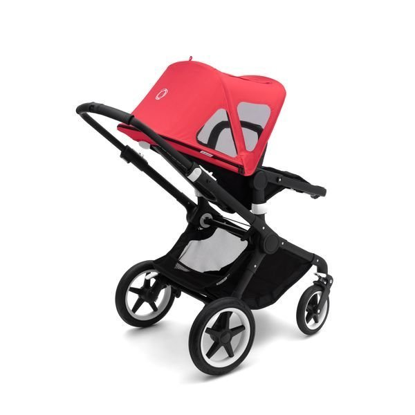 Bugaboo Капюшон от солнца Breezy FOX/CAMELEON3 NEON RED