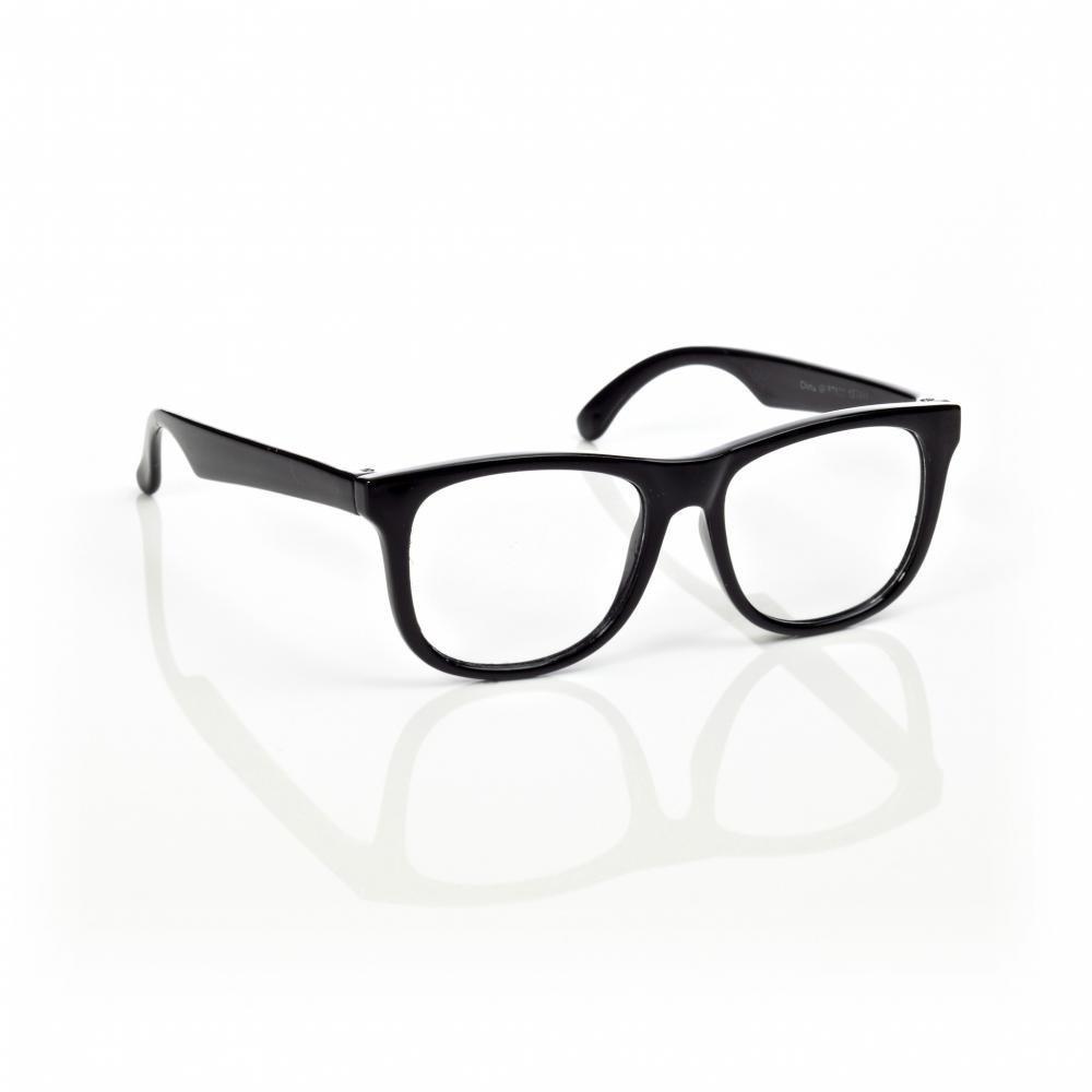 MUSTACHIFIER Детские солнечные очки, черный глянец