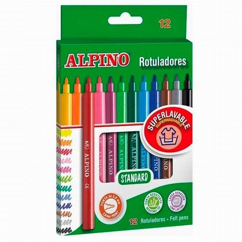 Творчество и младенческая канцелярия ALPINO alpino 12 150